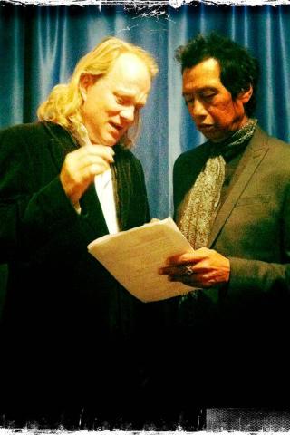 With Alejandro Escovedo at the Beacon Theater NY NY
