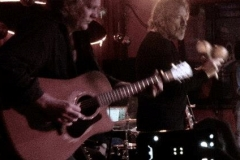 With the great Robert Plant